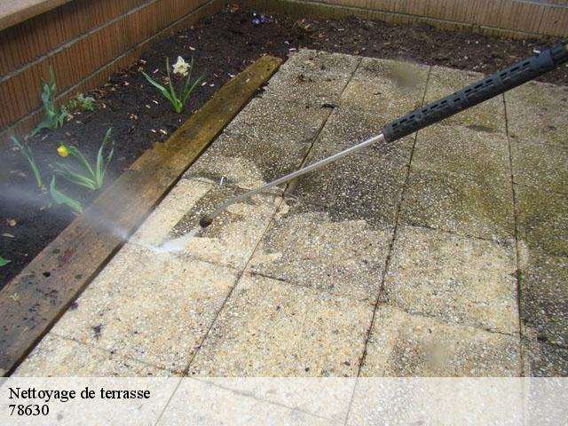 Nettoyage De Terrasses A Morainvilliers Tel 01 48 86 24 64